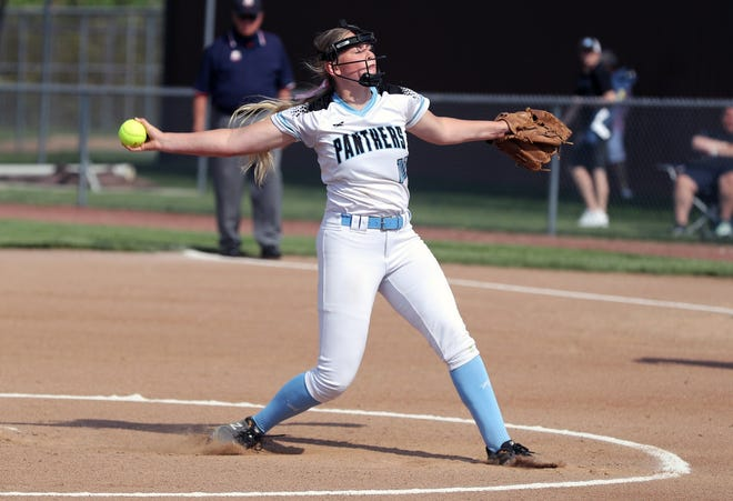 Senior Jordyn Anderson delivered a season to remember for Darby. She finished 19-6 with a 1.89 ERA and 225 strikeouts in 159 innings. She also batted .476 with six home runs, 27 RBI, 18 runs, 15 doubles, two triples, a .531 on-base percentage and a.917 slugging percentage.