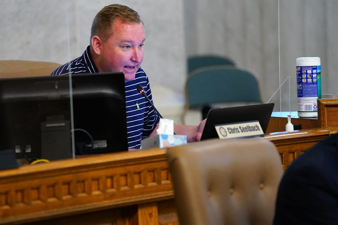 Cincinnati City Councilmember Chris Seelbach (Enquirer file)