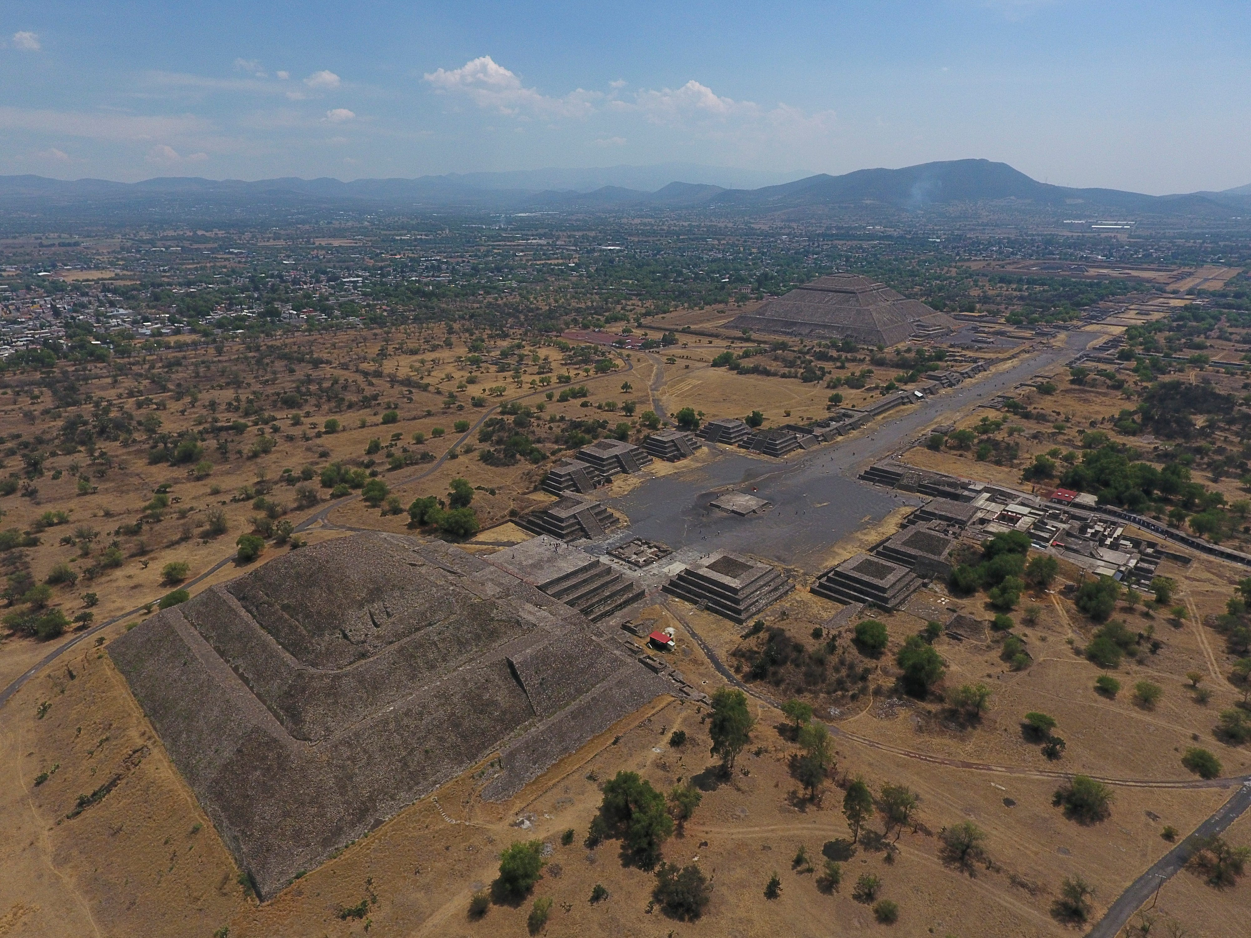 Mexico: Builders bulldozing outskirts of Teotihuacan ruins 2
