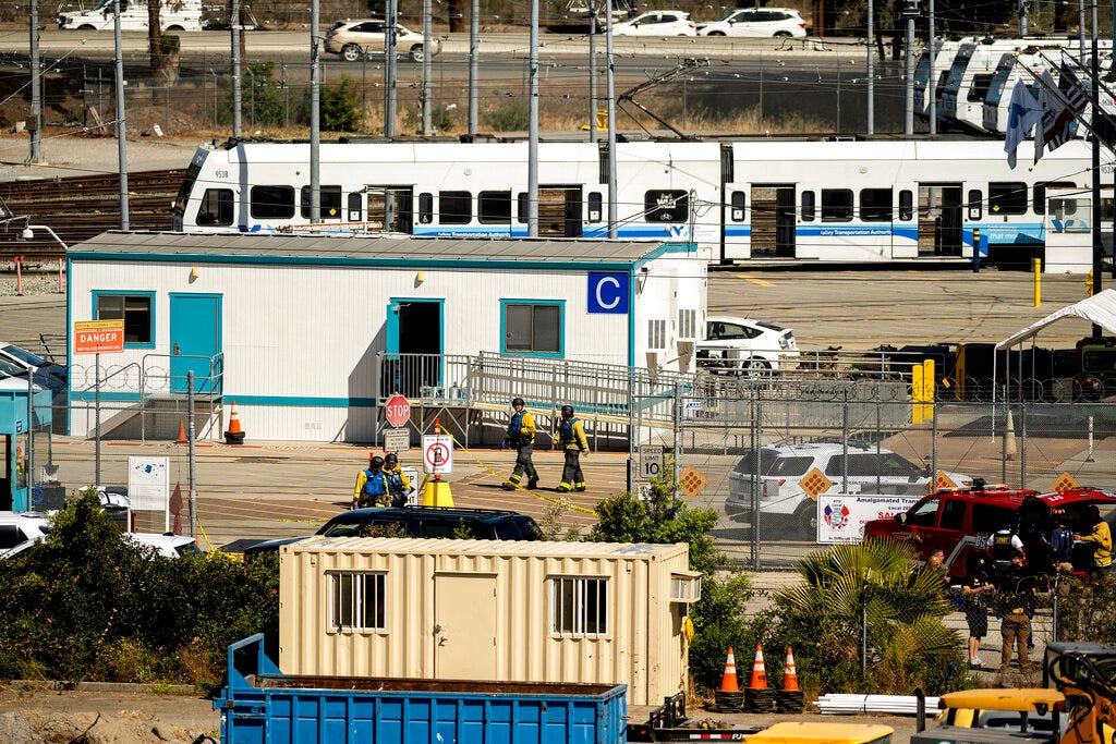 Authorities ID 8 victims of California railyard shooting 2