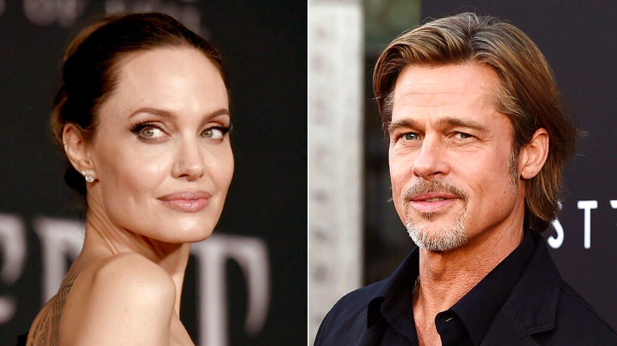 Jolie says judge in Pitt divorce won't let children testify 1