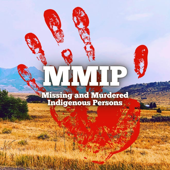 MISSING AND MURDERED INDIGENOUS PERSONS, MMIP, FOR ONLINE