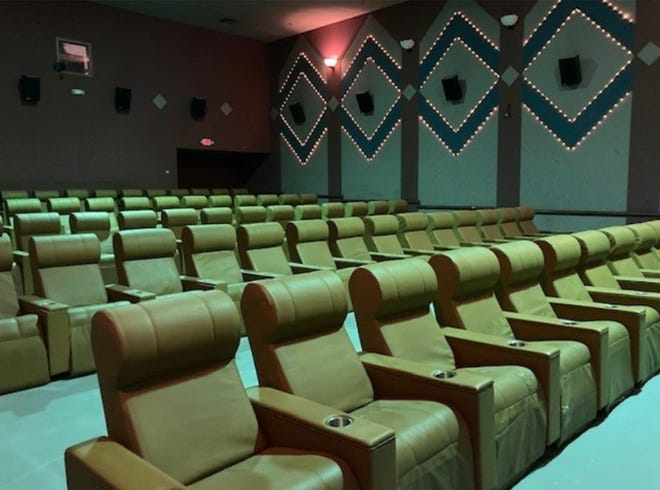 Over Memorial Day weekend, newly renovated Eastdale 8 Cinemas will be showing 'A Quiet Place 2,' and 'Cruella,' among other films.  The Cinemas held a grand opening on May 21.
