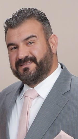 Gabriel Martin is the final candidate for the position of city manager in Coachella.