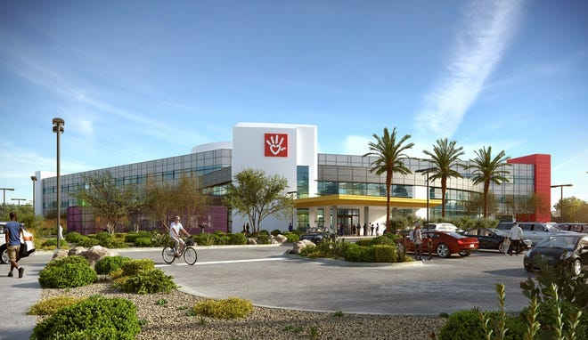Phoenix Children's Hospital plans to open a three-story, 180,000 square-foot hospital in Glendale by early 2024.