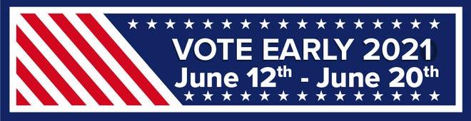 El voto adelantado de las primarias de Nueva York comienza el 12 de junio.