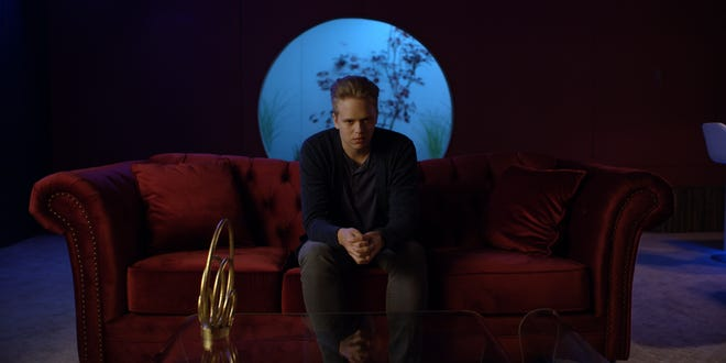 """Valter Skarsgård plays a C-list celebrity ex-husband participating in a """"Big Brother""""-style reality show with a bloody twist in """"Funhouse."""""""