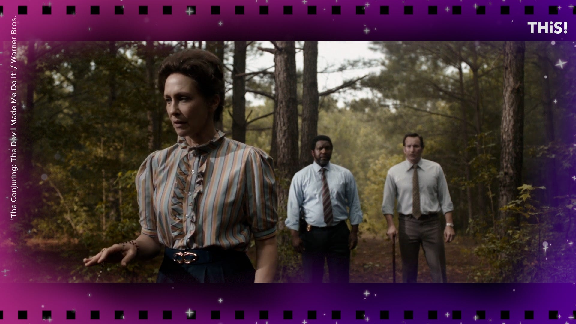 Trailer Tuesdays: 'The Conjuring: The Devil Made Me Do It' and freaky possession films