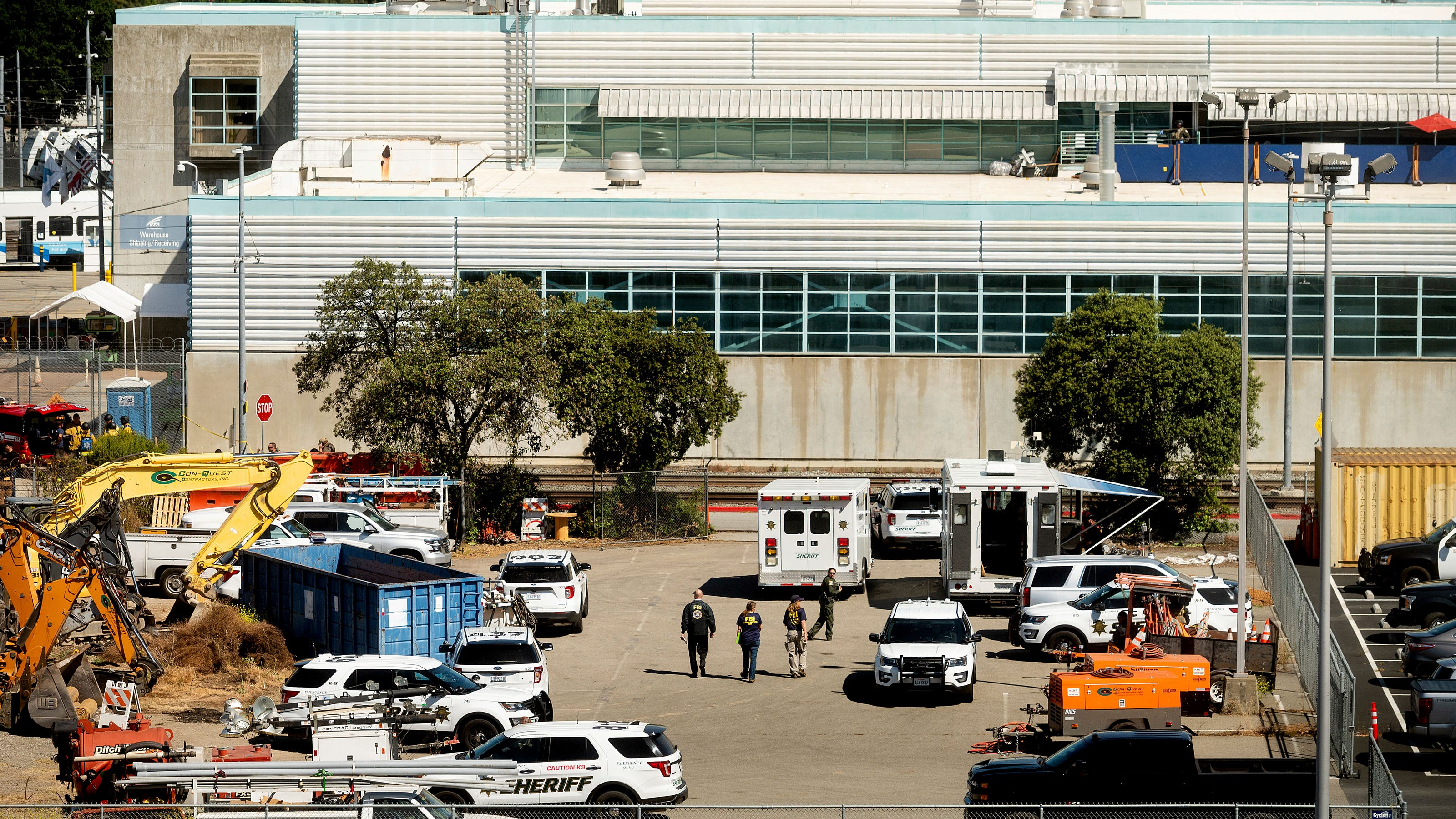 San Jose wasn't alerted that feds once detained rail yard killer for terrorist books, hateful writings, DA says