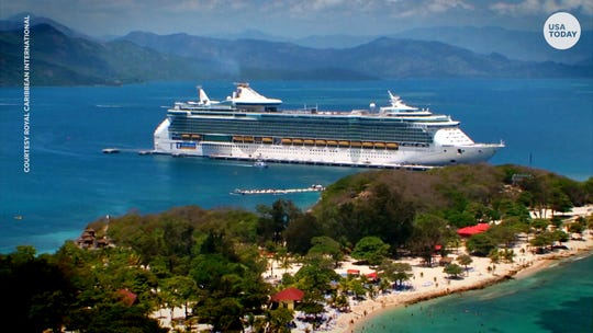 Royal Caribbean is the first cruise ship to be certified by the CDC for maritime testing in US waters.