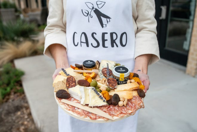 Casero, an Austin company selling custom and curated cheese and charcuterie boards, just opened its first store in the Mueller neighborhood.