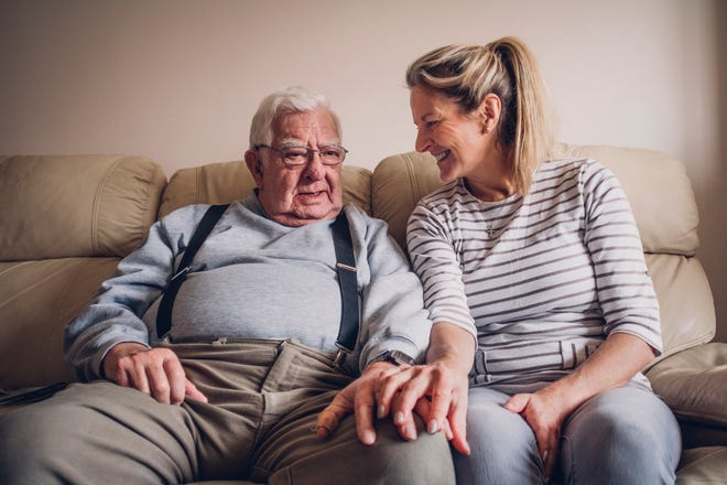 Many seniors who were isolated during the pandemic have experienced loneliness and depression.