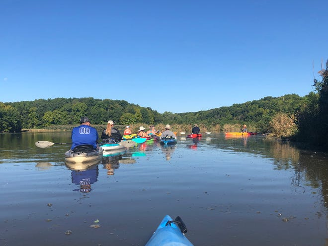 Paddle-palooza is back! Fulton County Outdoor is offering two guided Kayaking and Canoeing trips  Saturday, June 26.