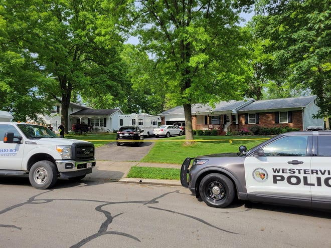 A 62-year-old man was found dead in his home Thursday afternoon in Westerville in what police are saying is suspicious circumstances.