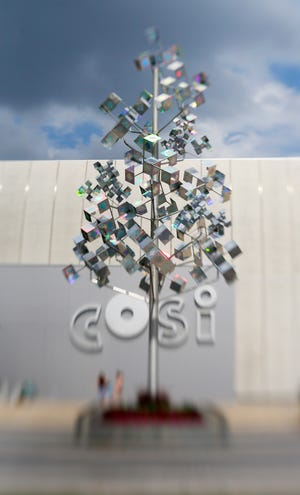 After more than a year of being closed because of the pandemic, COSI Columbus will reopen Thursday.