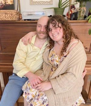 Allison Reinhart and boyfriend, Mike