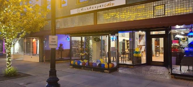 MichArepas Café en 34 West Chicago