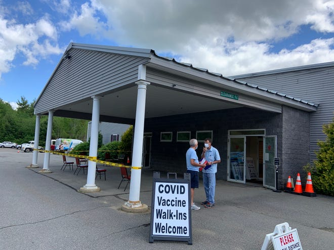 The COVID-19 vaccination clinic at the PACC in Gardner will close at noon on June 24.