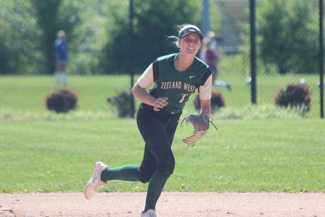 Zeeland West's Lily Brower
