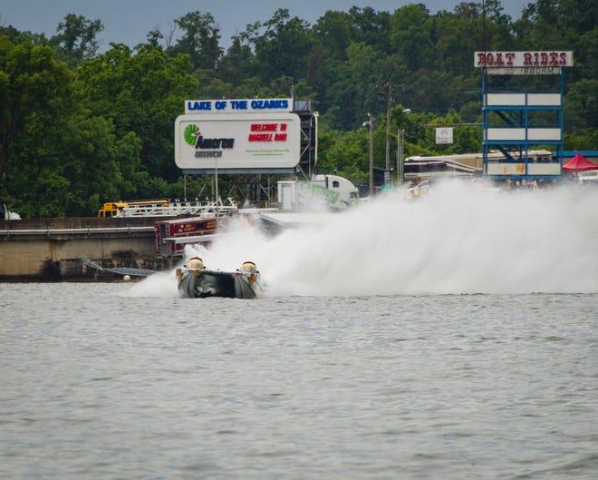 Lake race racer.