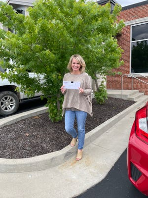 Amy Erickson named winner of Mother's Day Sweepstakes Contest