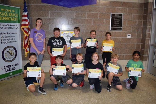 Kiwanis Club of Camdenton announces fourth Quarter Terrific Kids at Osage Beach Elementary