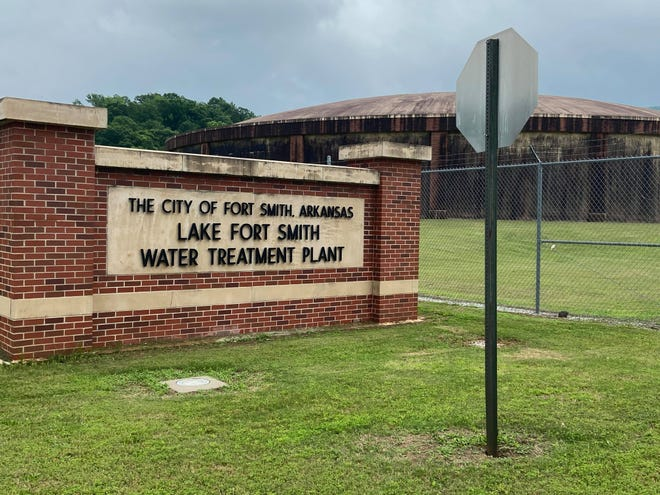 The mayor of Mountainburg is working on a project to get over 500 residents in the area potable water from the Lake Fort Smith Water Treatment Plant in Mountainburg.