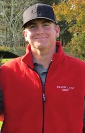 Tyler Brown of Silver Lake Regional High has been named to The Patriot Ledger All-Scholastic Boys Golf Team.