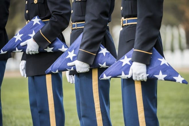 Golfers will have an opportunity to honor Americans who made the ultimate sacrifice this Memorial Day.