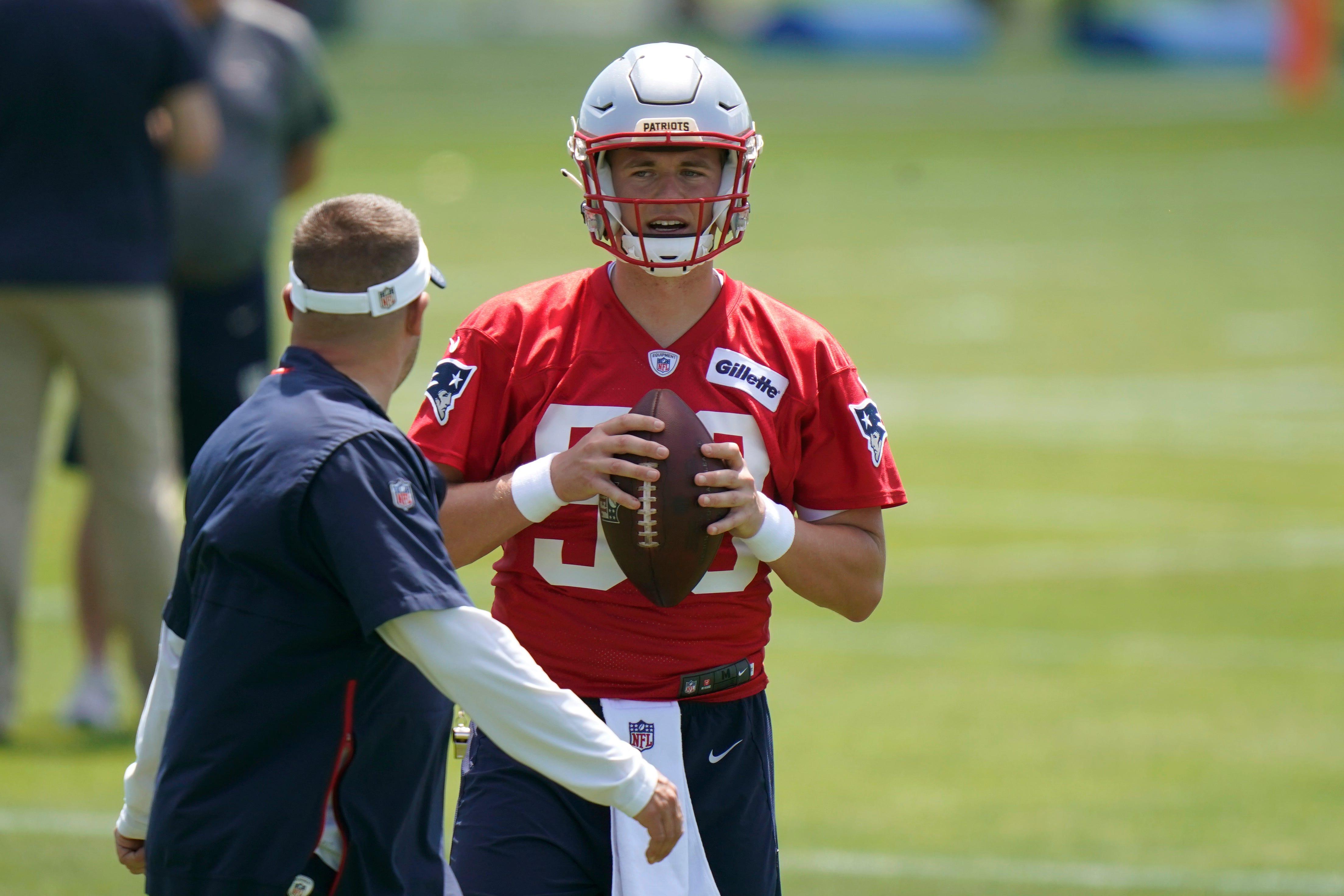 Bill Belichick: Patriots rookie QB Mac Jones has already 'earned a lot of respect'