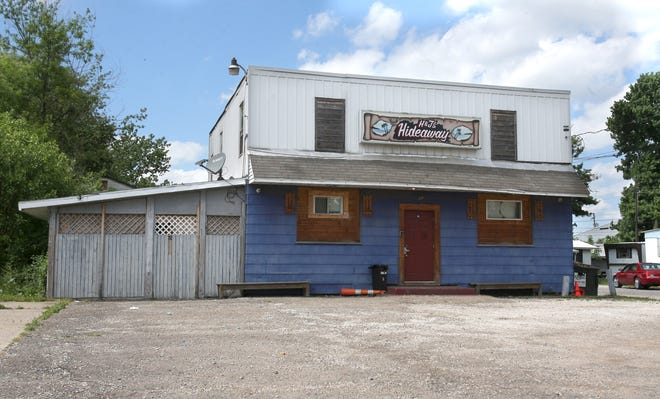 Canton Township is asking the state Division of Liquor Control to revoke their liquor selling license of H&J's Hideaway, formerly known at The Cove, because of a high number of law enforcement calls.