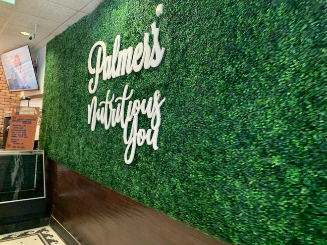 Palmer's Nutritious You is at 3501 S. Tamiami Trail in Sarasota.