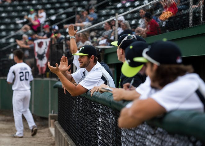 The Bravehearts dropped a 4-2 road decision to the Pittsfield Suns on Sunday night.