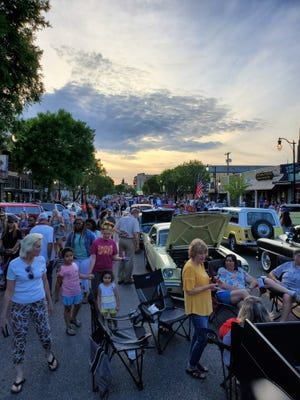 Gadsden's First Friday event had been sidelined by COVID-19, but is making a return for June. Streets will be blocked for vendors, an antique car cruise-in and entertainment throughout downtown.