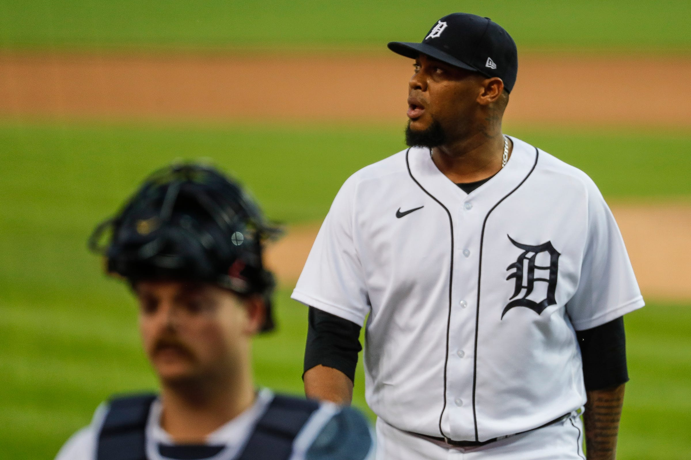 How Detroit Tigers' Jose Cisnero became 'very reliable' in a variety of roles
