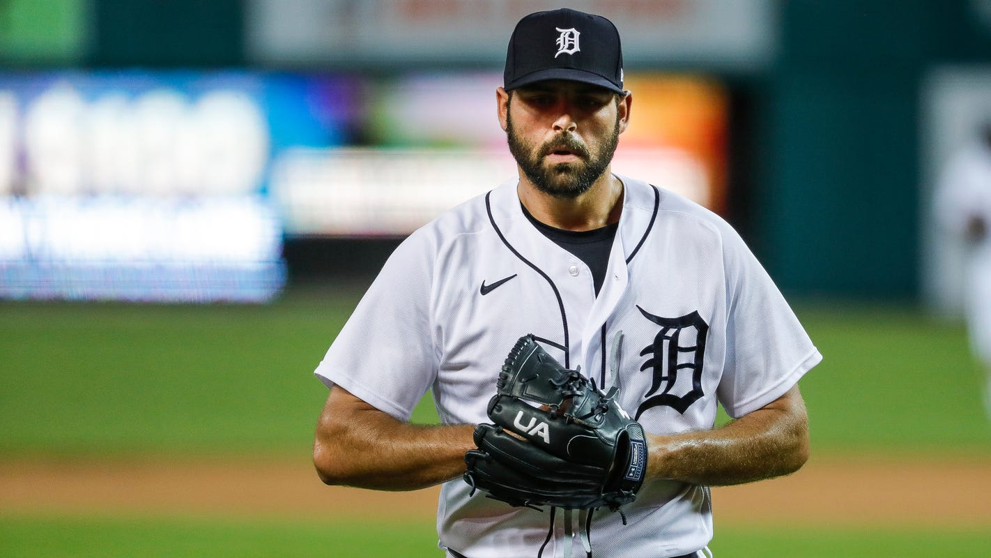 Detroit Tigers' Michael Fulmer ready to return; Spencer Turnbull departs for Florida