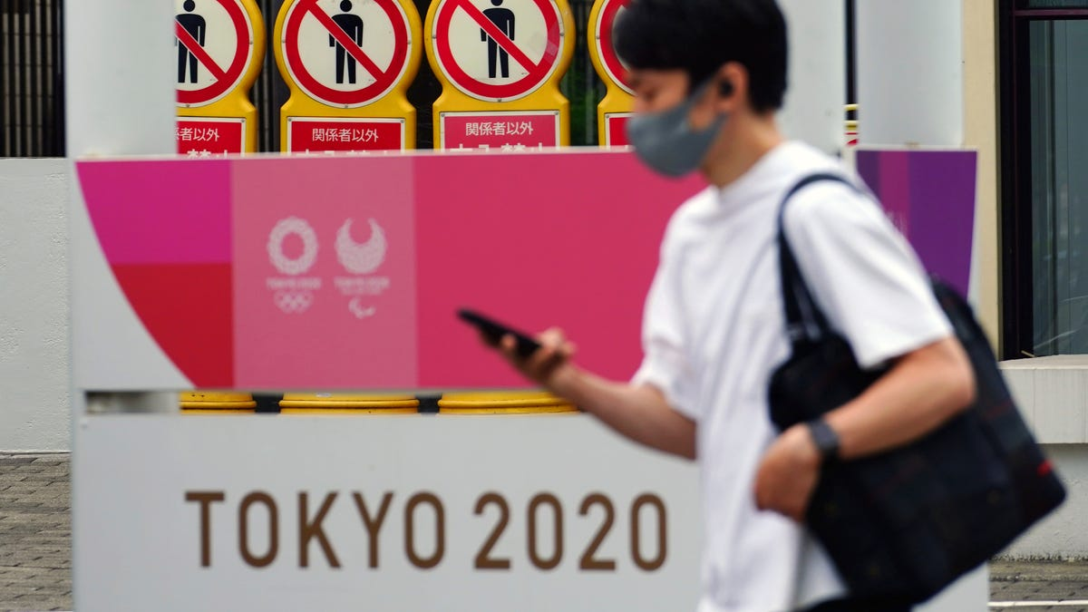 Tokyo Olympics looking more and more like fan-free event 3