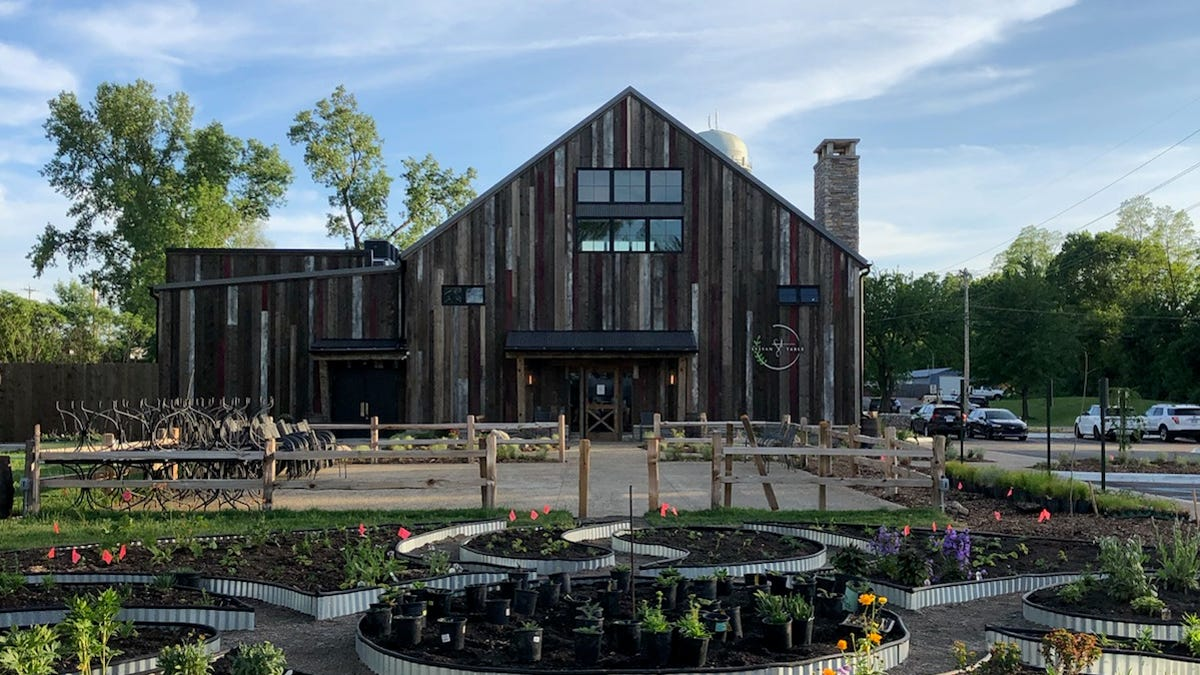 A look inside Sylvan Table, a sustainable farm and restaurant now open in Oakland County 2