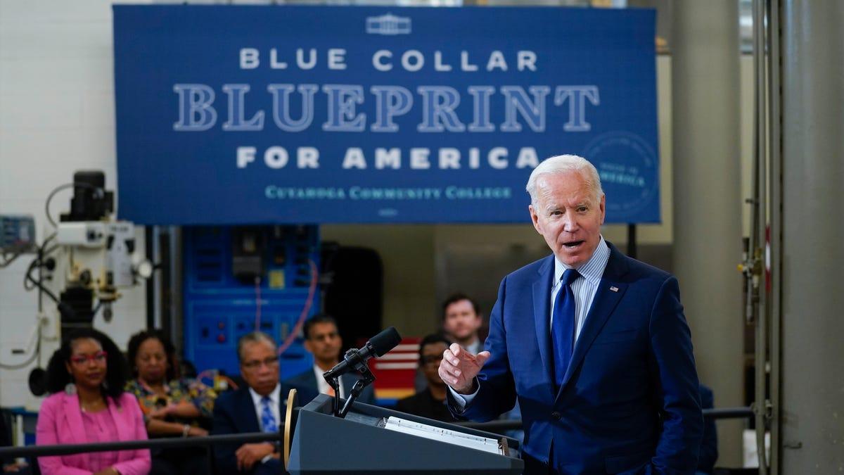 Social spending, business tax hike drive $6T Biden budget 3