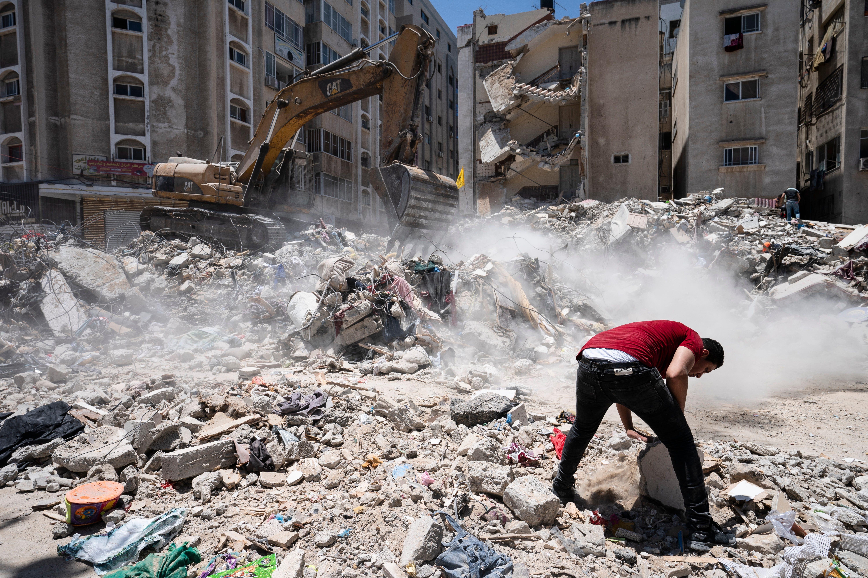 UN rights chief: Israeli strikes in Gaza may be war crimes 2