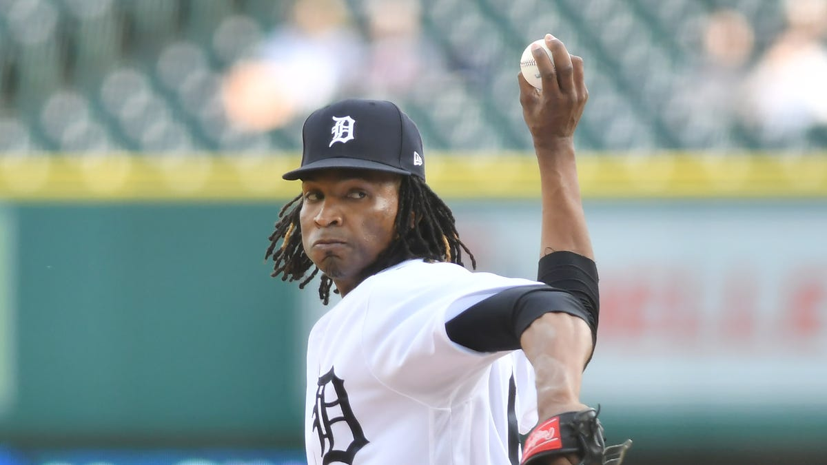'A little bit of old school': Tigers end skid with pitching, defense and timely small ball 2