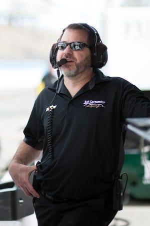 Jasper native Bret Schmitt is the chief mechanic for Ed Carpenter's Indy 500 racing team.