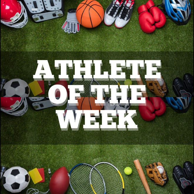 ATHLETE OF THE WEEK FOR ONLINE