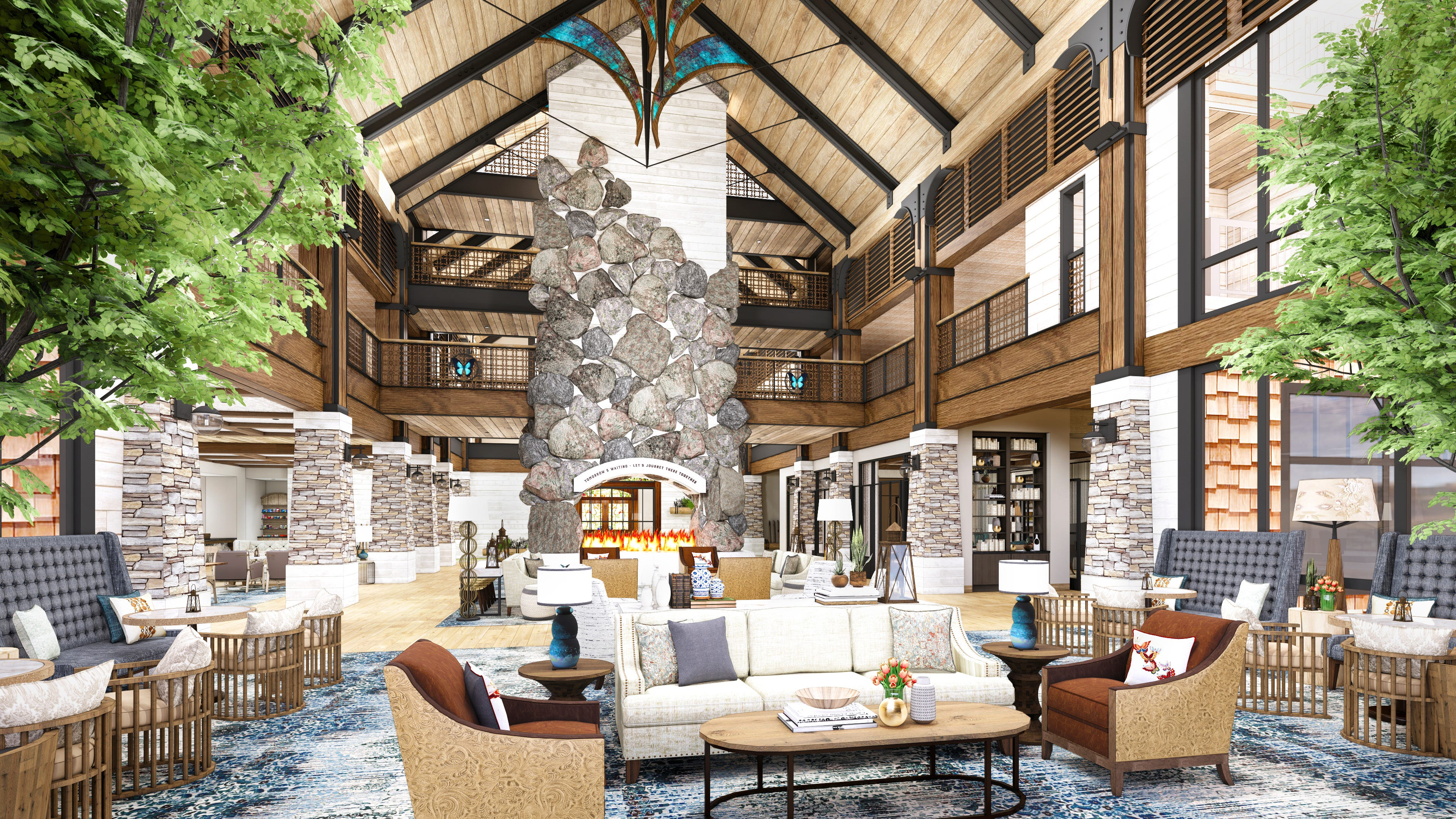 Dollywood exclusive: Dolly Parton bringing new HeartSong Lodge to Pigeon Forge in 2023