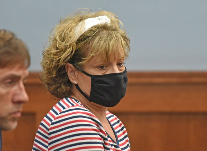 Cara Welty appeared in Richland County Common Pleas Court on Thursday morning.