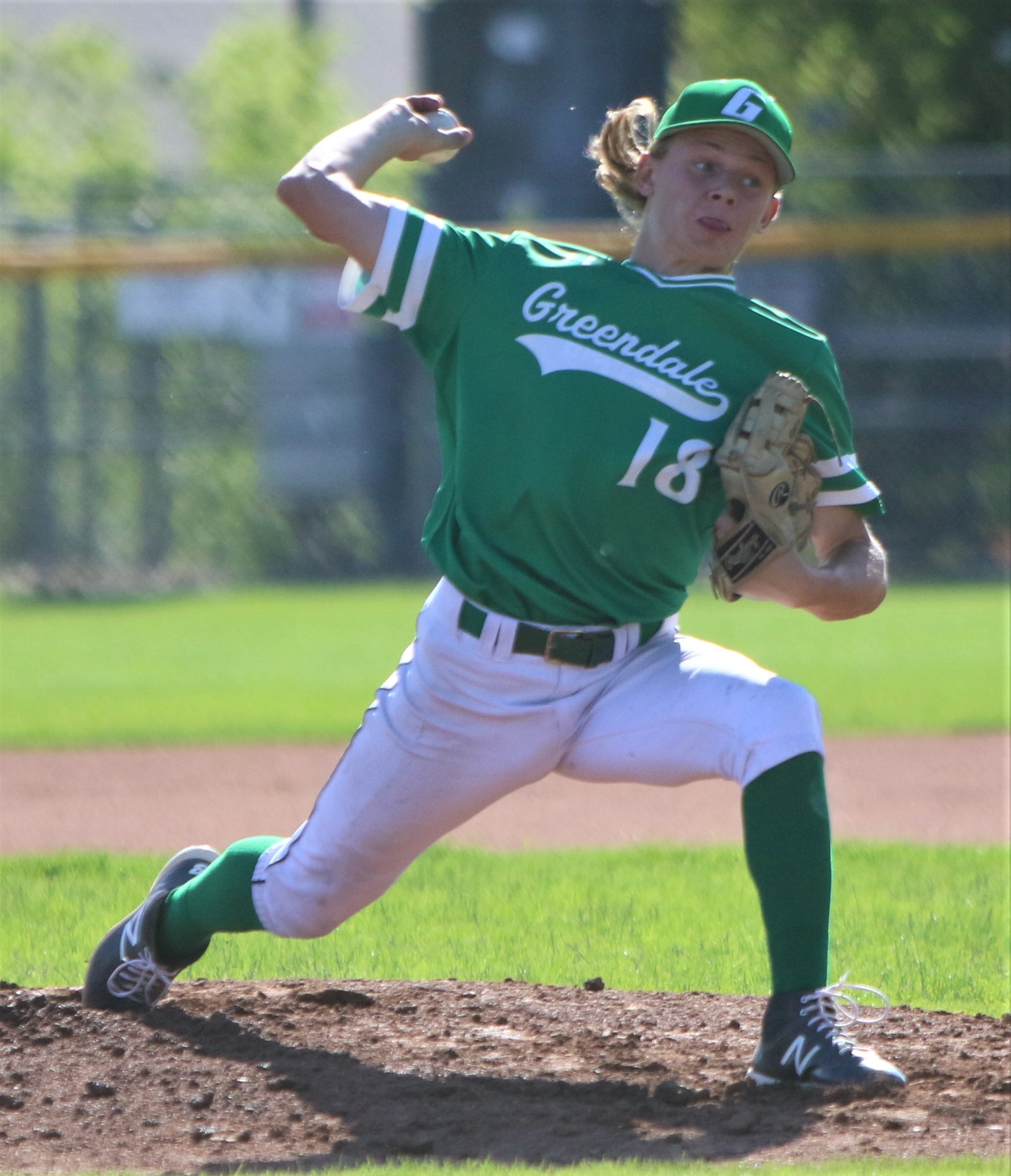 Prep pitcher spotlight: Purdue recruit Tristan Ellis hands Pewaukee its first loss of the year