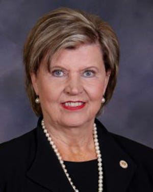 Nancy Buckner is commissioner of the Alabama Department of Human Resources.