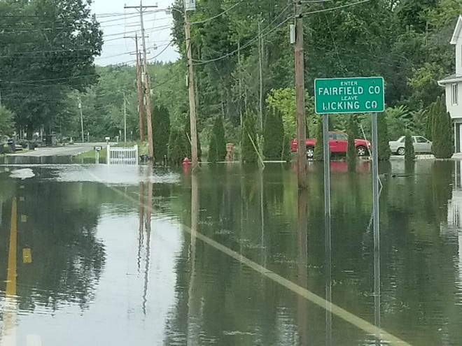 Flooding has been a major concern for residents near the Fairfield-Licking county line. Walnut Township officials hope to find solutions to the continuing problem.