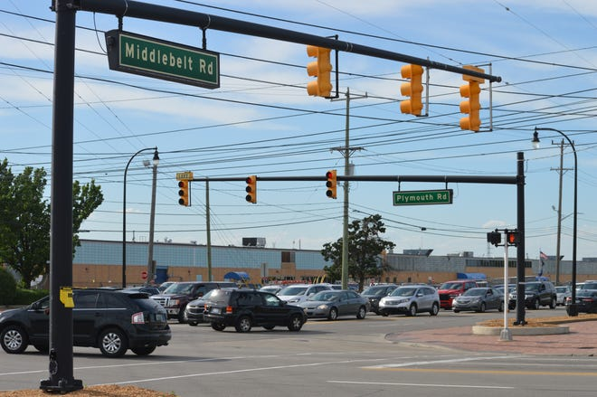 A fatal stabbing happened at this Livonia intersection early Tuesday, May 25, 2021.