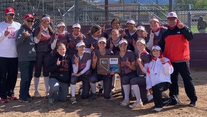 Wooster won the Northern 3A softball title on Saturday.